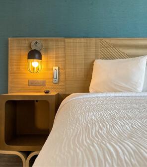 Marseilles Hotel Rooms